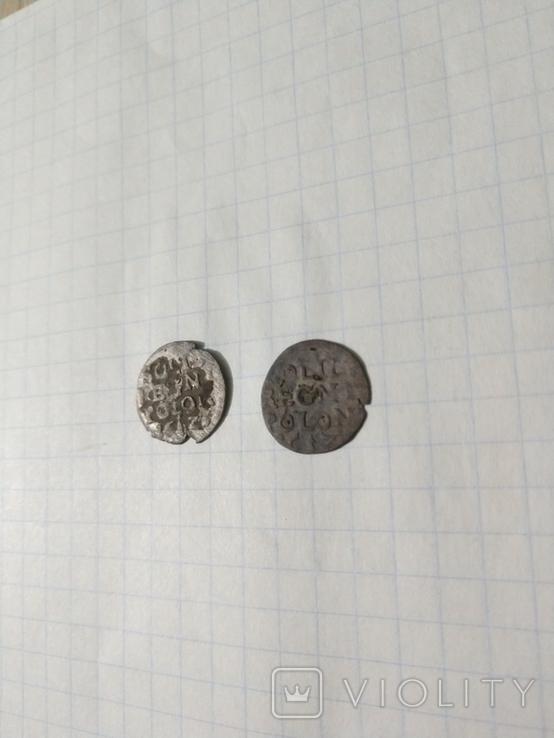 Солиды 1617 и 1623 г. SR, фото №3