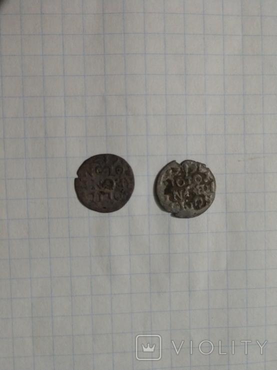 Солиды 1617 и 1623 г. SR, фото №4