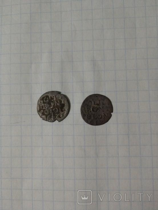 Солиды 1617 и 1623 г. SR, фото №5