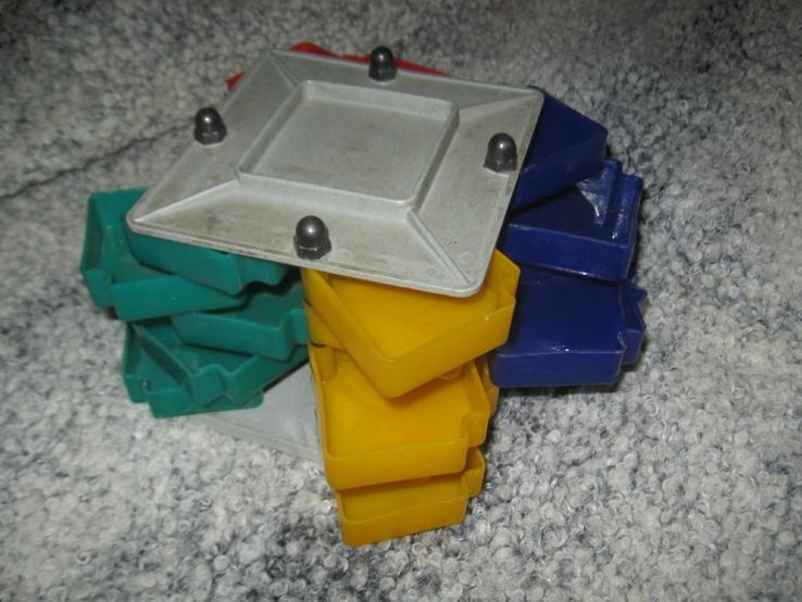 Органайзер пластмассовый на 20ячеек, фото №2