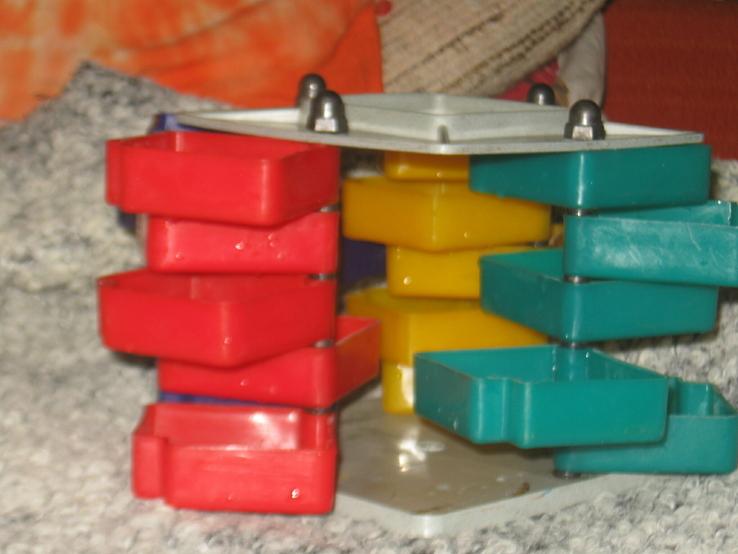 Органайзер пластмассовый на 20ячеек, фото №8