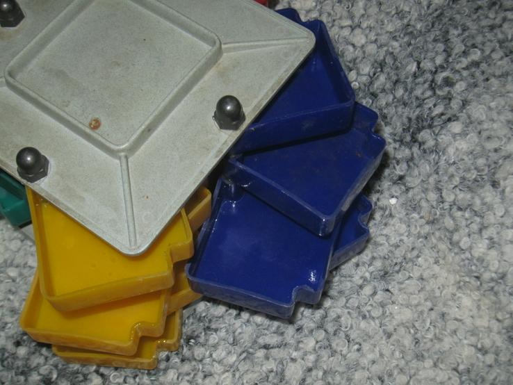 Органайзер пластмассовый на 20ячеек, фото №9