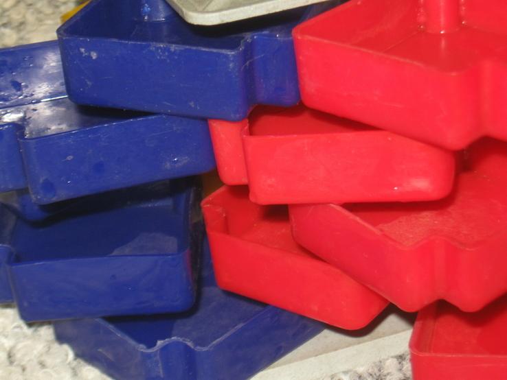 Органайзер пластмассовый на 20ячеек, фото №11