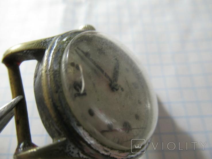 Wakmann watch Co  Shock Protected Часы Швейцария, фото №5