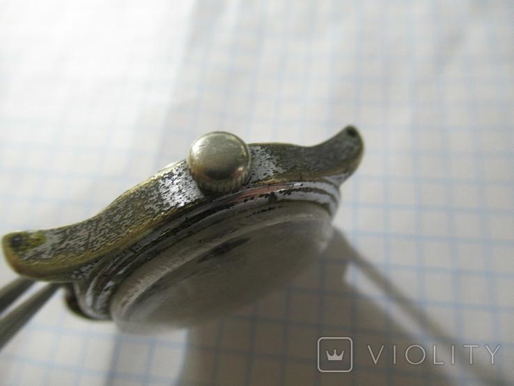 Wakmann watch Co  Shock Protected Часы Швейцария, фото №6