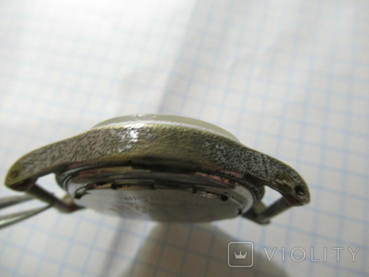 Wakmann watch Co  Shock Protected Часы Швейцария, фото №7