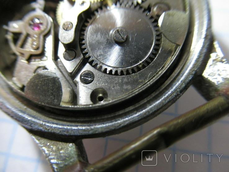 Wakmann watch Co  Shock Protected Часы Швейцария, фото №13