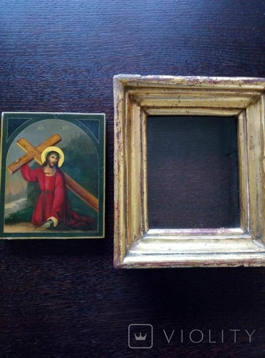 Иисус идет на голгофу, фото №6