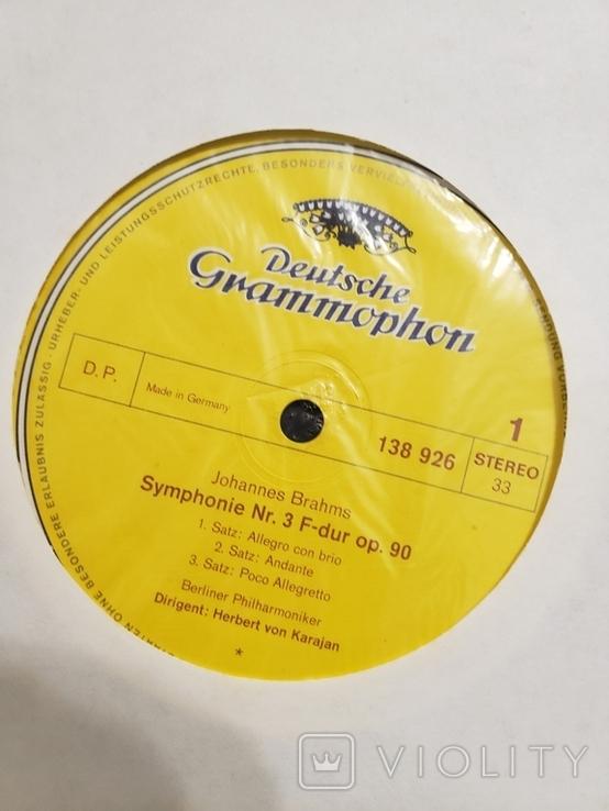 """Deutsche Grammophon. """"Herbert von Karajan– Symphonie Nr. 3 Haydn-Variationen"""", фото №5"""