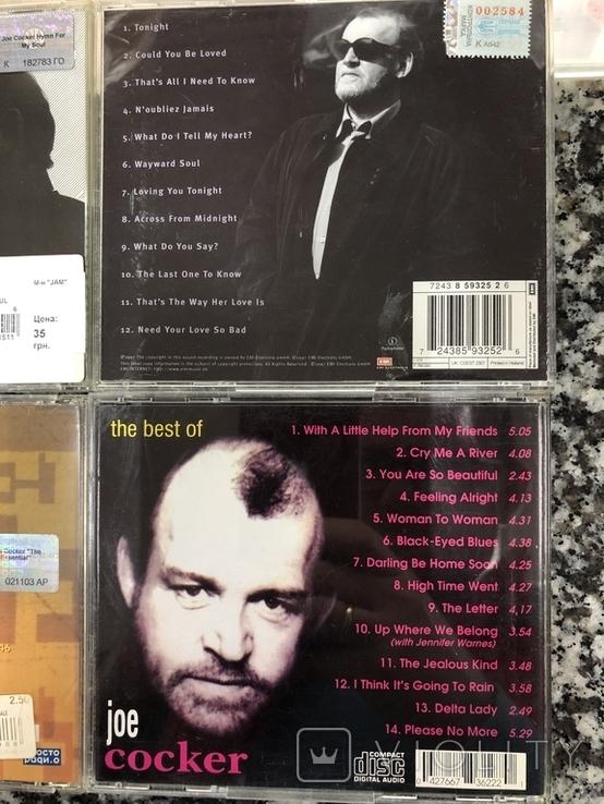 Joe Cocker лот 6 cd дисков, фото №5