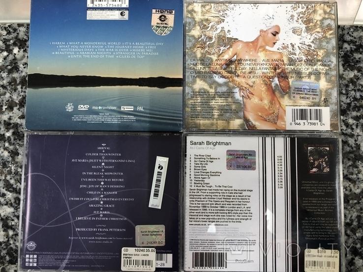CD Sarah Brightman, фото №3