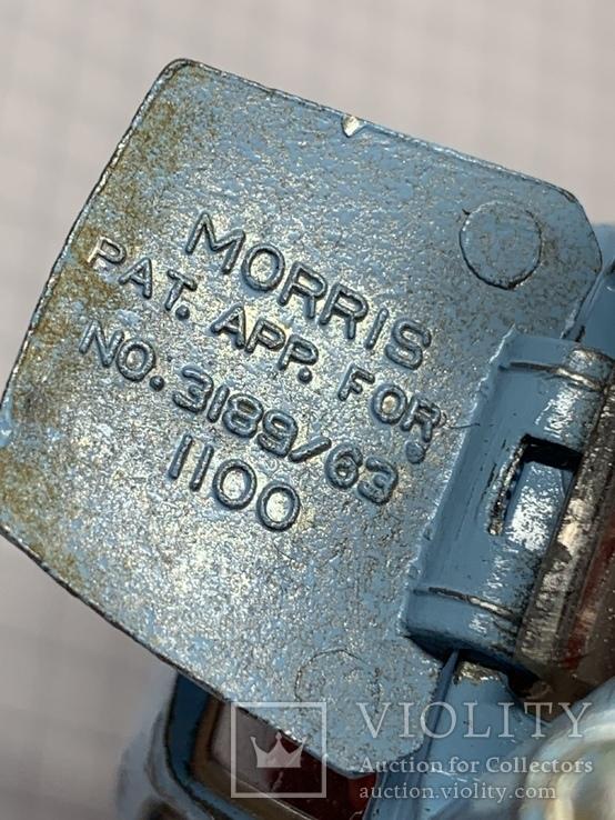 Vintage Dinky Toys 140 Blue  Morris 1100 - (1242), фото №3