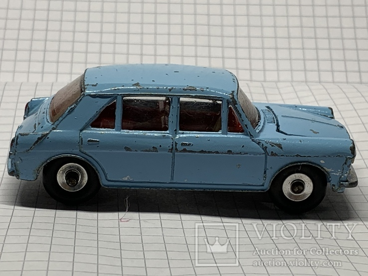 Vintage Dinky Toys 140 Blue  Morris 1100 - (1242), фото №5