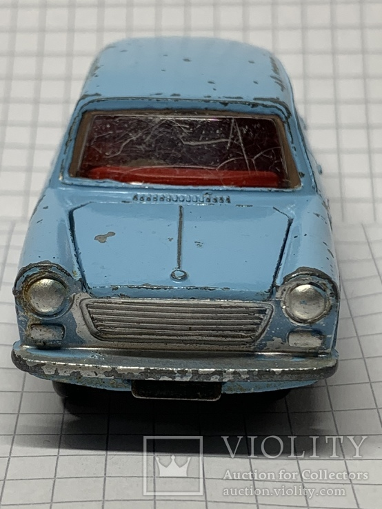 Vintage Dinky Toys 140 Blue  Morris 1100 - (1242), фото №6