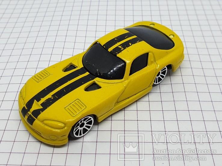 MAISTO DODGE VIPER GT2 (c), фото №2