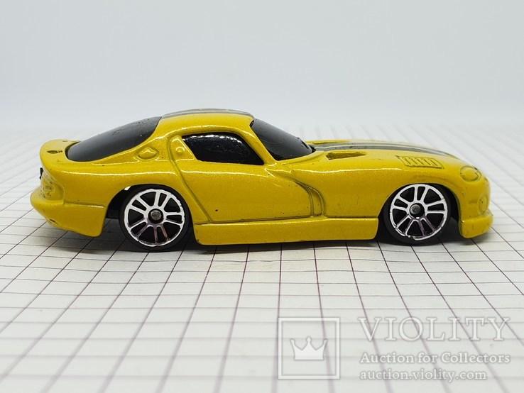 MAISTO DODGE VIPER GT2 (c), фото №5