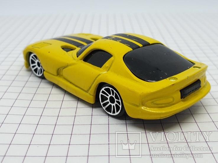 MAISTO DODGE VIPER GT2 (c), фото №7