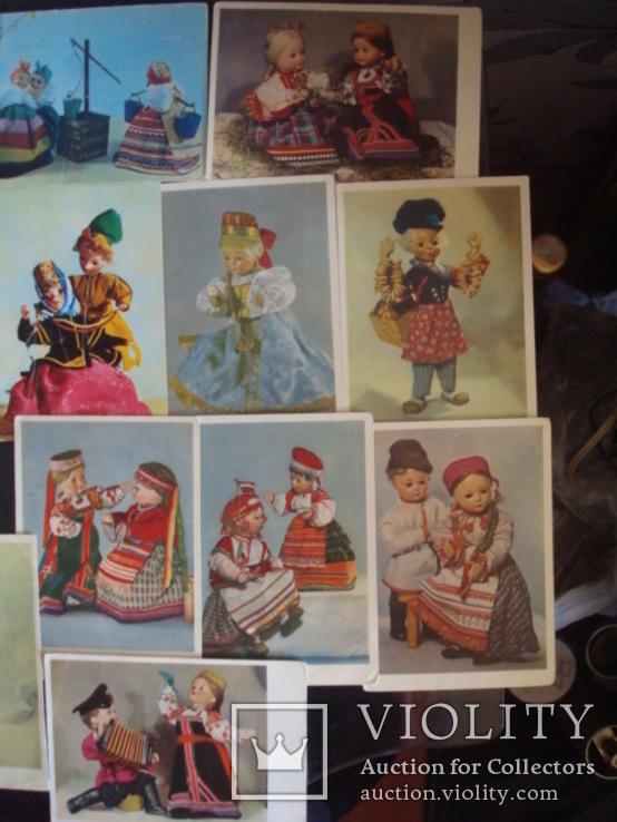 """Откр.СССР """"куклы"""" 60-е года., фото №5"""