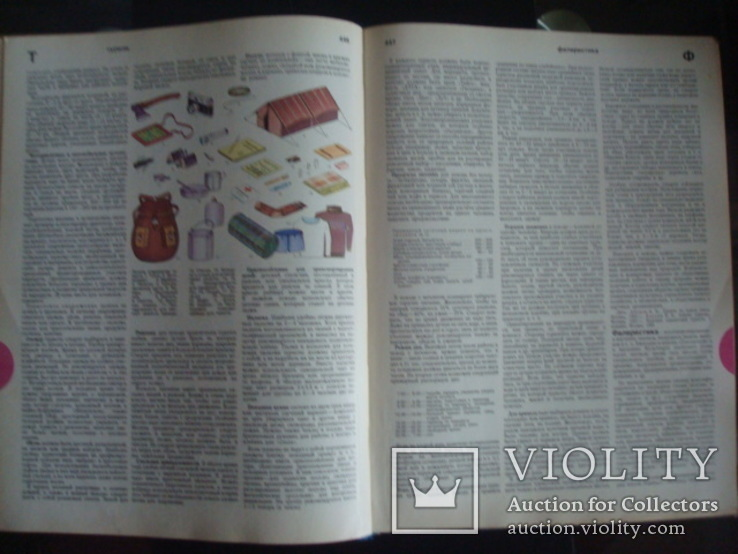 Краткая энциклопедия домашнего хозяйства 1987г., фото №12