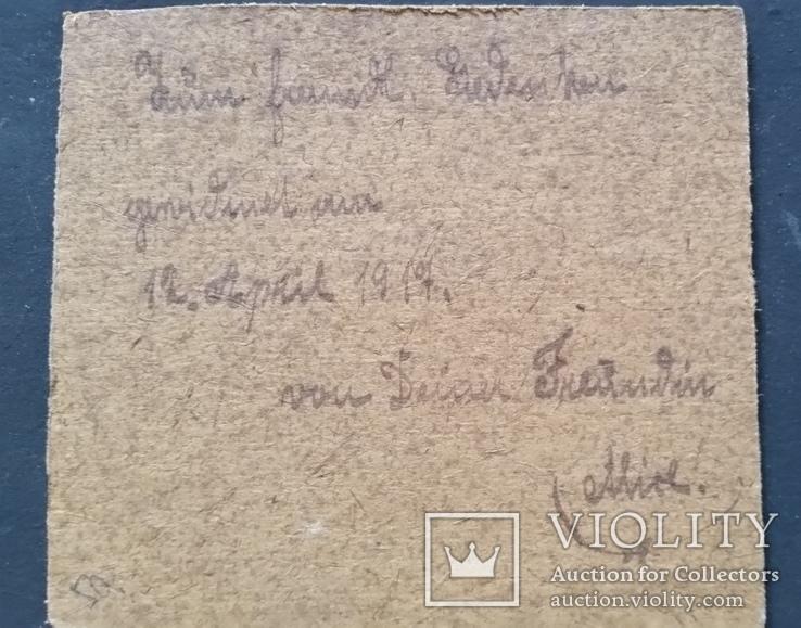 Картина 1917р.,  20х30 см, картон, олія, фото №7