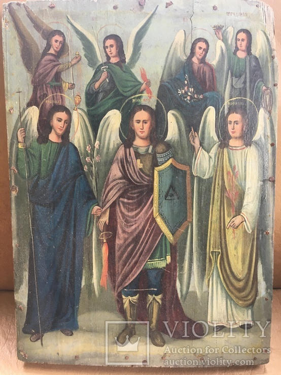 Собор святых семи Архангелов, фото №2