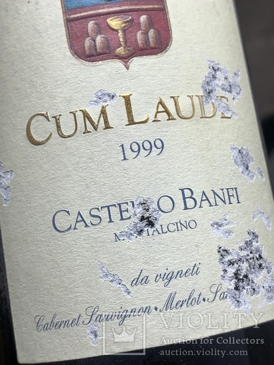 Banfi Cum Laude 1999, фото №4