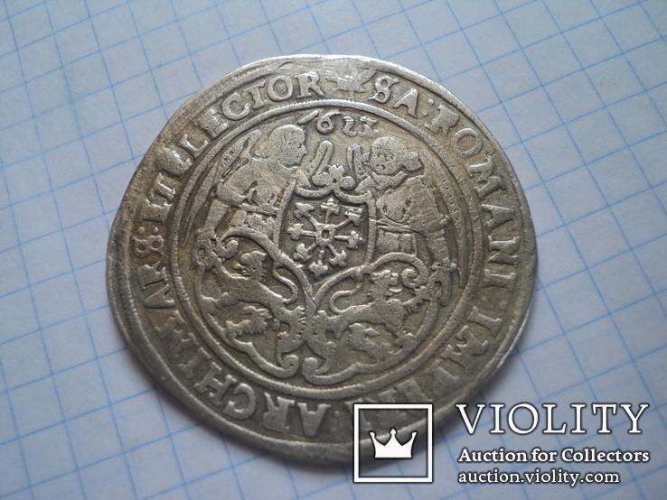 Кипер 60 грошен 1623 Саксония, фото №5