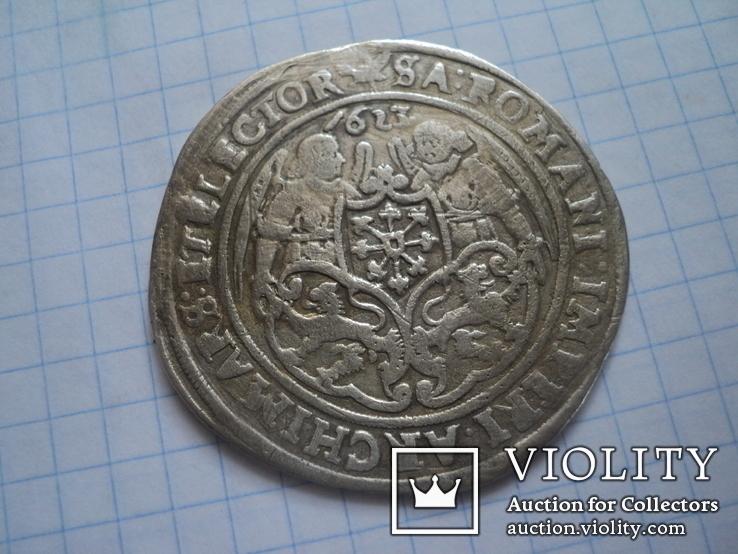 Кипер 60 грошен 1623 Саксония, фото №6