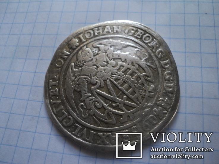 Кипер 60 грошен 1623 Саксония, фото №12