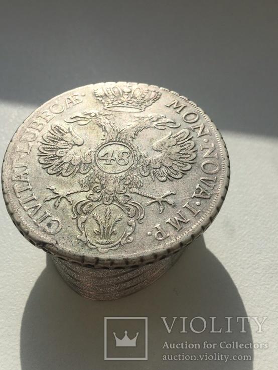 Любек  (Немецкие штаты) 48 шиллингов, фото №3