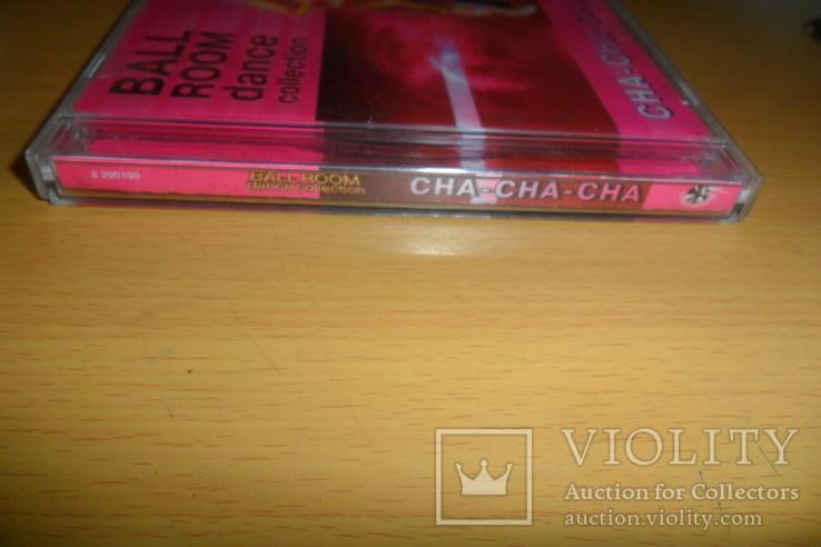 Диск CD сд BALL ROOM dance collection / Cha-cha-cha, фото №3