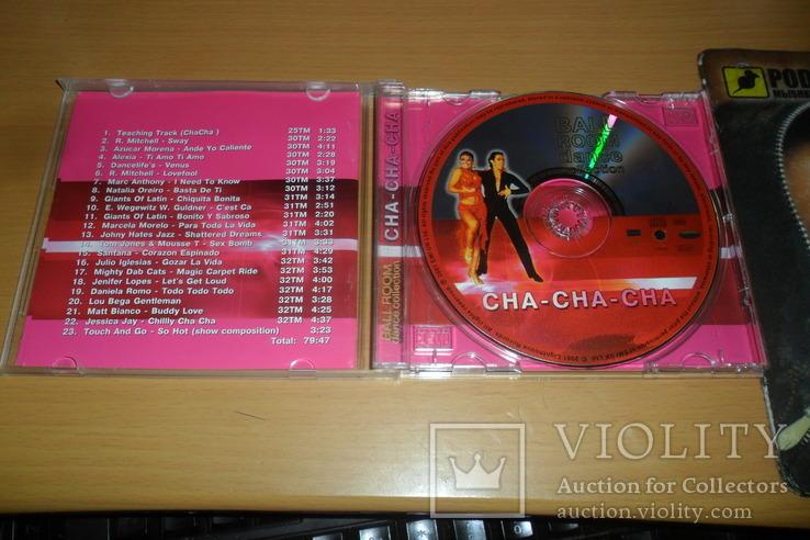 Диск CD сд BALL ROOM dance collection / Cha-cha-cha, фото №5