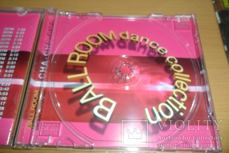 Диск CD сд BALL ROOM dance collection / Cha-cha-cha, фото №8