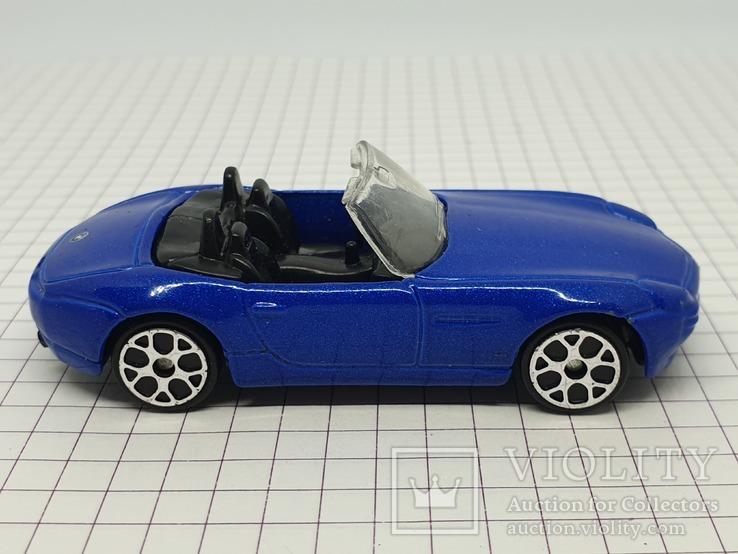 MAISTO - BMW Z8 ROADSTER (c), фото №3