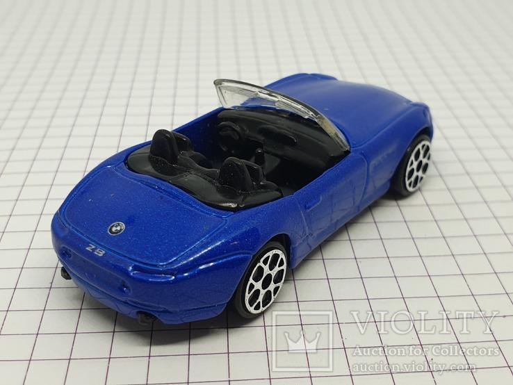 MAISTO - BMW Z8 ROADSTER (c), фото №4