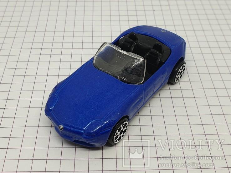 MAISTO - BMW Z8 ROADSTER (c), фото №8