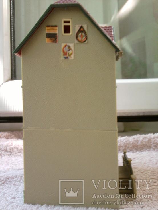 Трехэтажный домик фирмы Vero в масштабе  1:87, фото №3