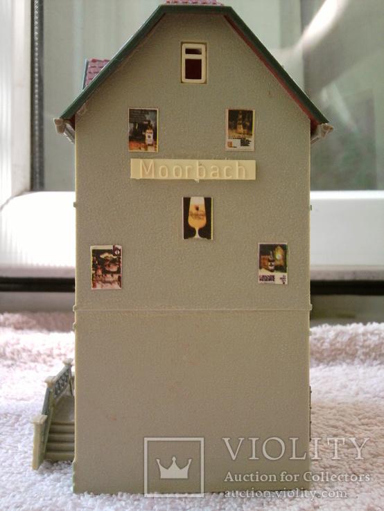 Трехэтажный домик фирмы Vero в масштабе  1:87, фото №5