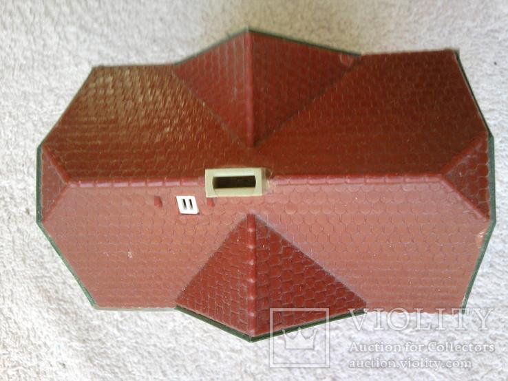 Трехэтажный домик фирмы Vero в масштабе  1:87, фото №6