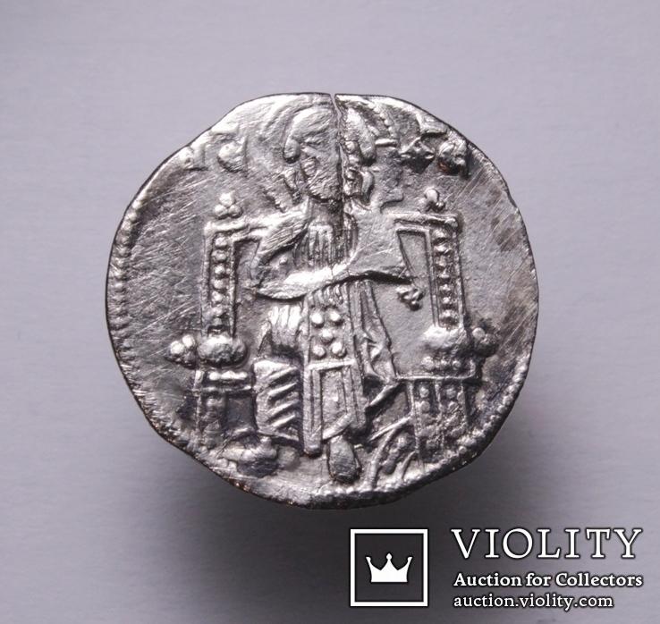 Венеціанська республіка, 48-й дож Джованні Дандоло (1280-1289рр.), срібний гроссо., фото №6