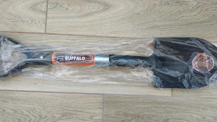 Лопата BUFFALO (саперна), фото №3