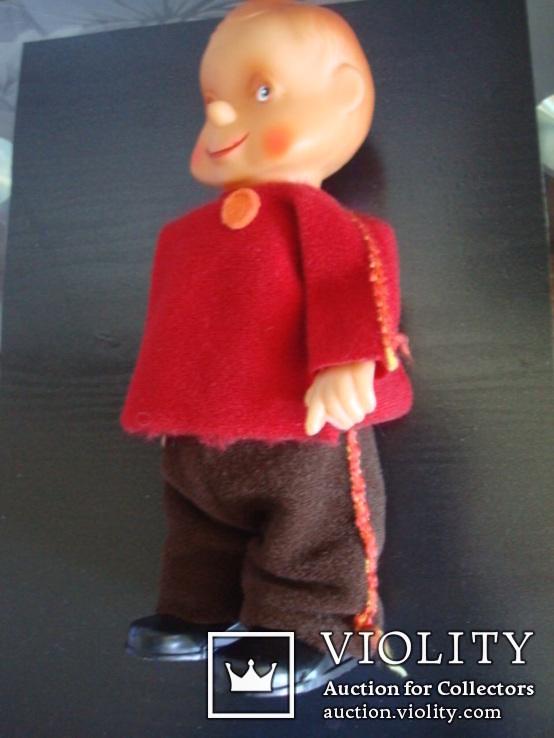 Заводная игрушка ГДР-Шагающий мальчик, фото №10