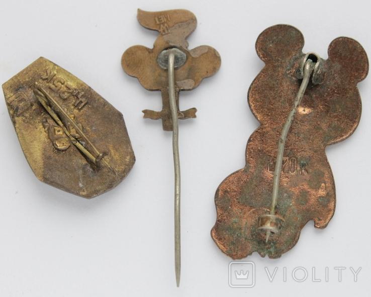 Олимпиада 80 .Мишка Олимпийский. Тяжелый металл, фото №5
