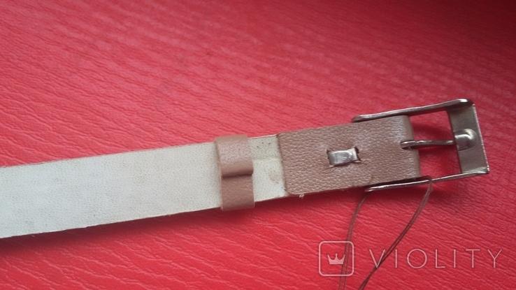 Ремешок кожаный из СССР, фото №8