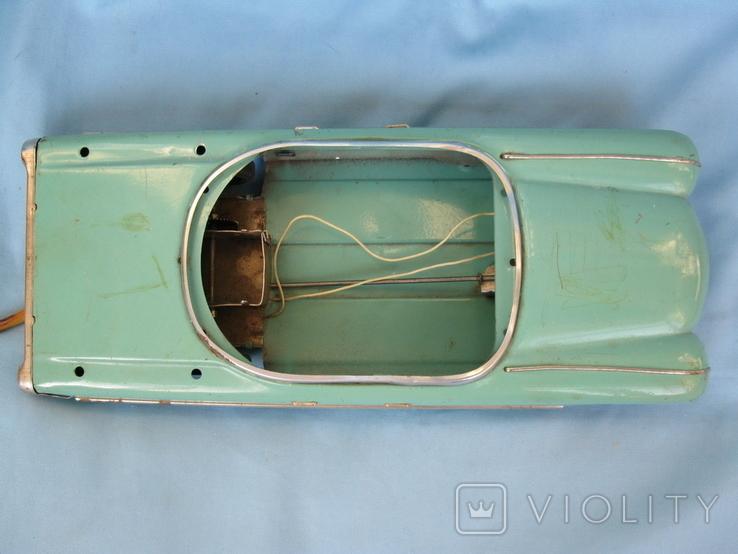Машинка кадилак под реставрацию, фото №4