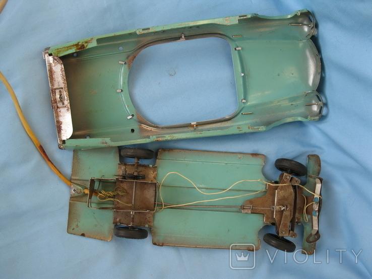 Машинка кадилак под реставрацию, фото №9