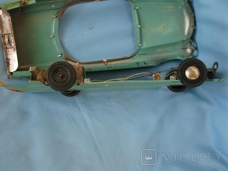 Машинка кадилак под реставрацию, фото №11