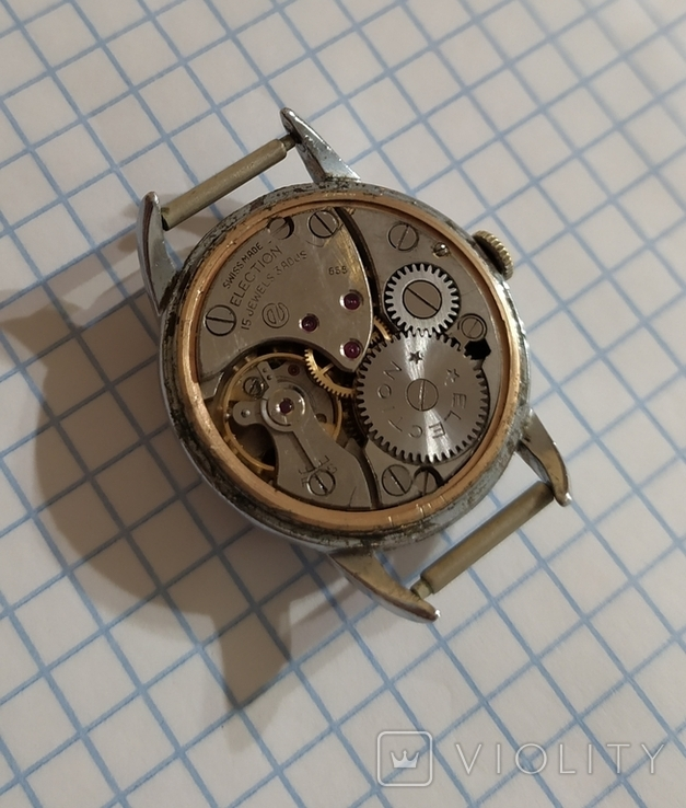 Часы Швейцарские Grand Prix Election, фото №5
