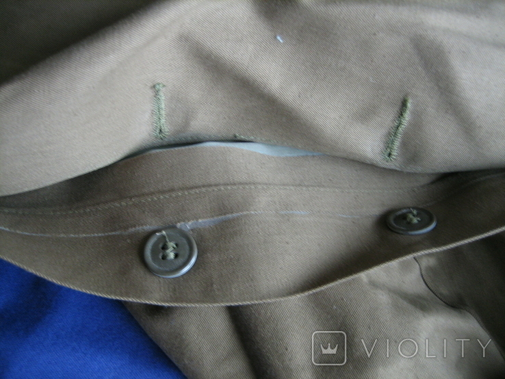 Плащ накидка офіцерська, фото №8