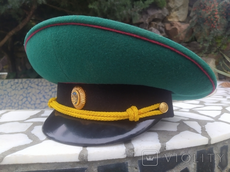 Фуражка пограничник Украина, фото №2
